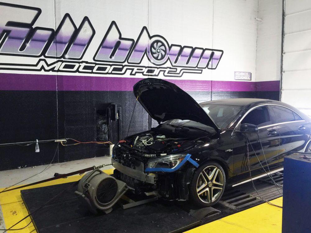FBM Mercedes Benz CLA45 AMG Custom Tune