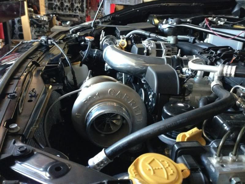 Scion Frs Turbo >> Full Blown Scion Frs Stage 2 Turbo Kit Frs Brz Turbo Kit