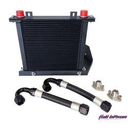 Full Blown Nissan R35 GTR Upgraded Oil Cooler