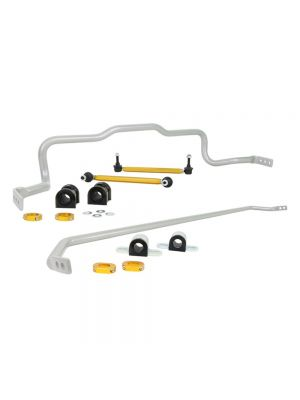 Whiteline Sway Bar Kit Front And Rear Adjustable Focus RS 2016-2018