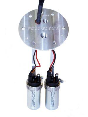 EF DA Full Blown Dual Pump Hanger