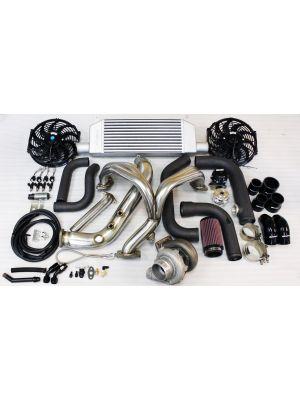 Full Blown SUBARU BRZ Stage 1 Base Turbo Kit