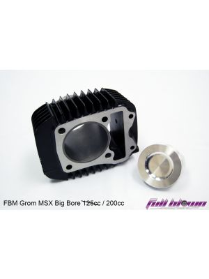 Full Blown 200cc Big Bore Kit Grom MSX125