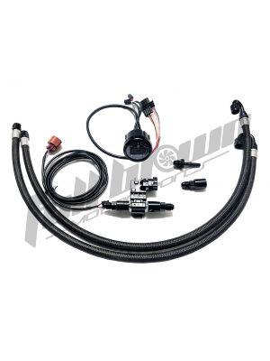 Full Blown Nissan R35 GTR Flex Fuel Kit