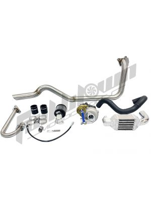 Full Blown Stage 1 Turbo Kit Honda Grom MSX125