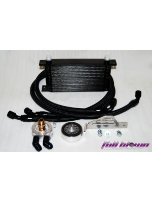 Full Blown Subaru BRZ Complete Oil Cooler Kit