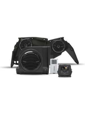 Rockford Fosgate Stage 3 Audio Speaker Kit for Polaris Ranger - RNGR-STAGE3