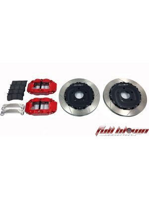 Full Blown Polaris Slingshot Wilwood Big Brake Kit