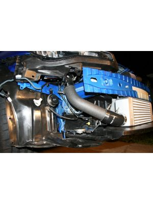 Full Blown Stage 1 Surbaru BRZ FA20 Intercooler Kit
